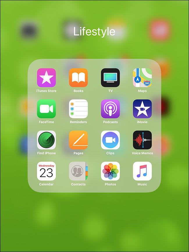 Vì sao một thư mục ứng dụng trên iPhone chỉ giới hạn trong 9 ô chứa? - Ảnh 3.