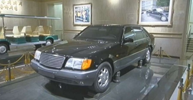 Lần đầu lộ diện tại Việt Nam, siêu xe Mercedes-Maybach 62S mới nhất của ông Kim Jong-un có gì đặc biệt? - Ảnh 8.
