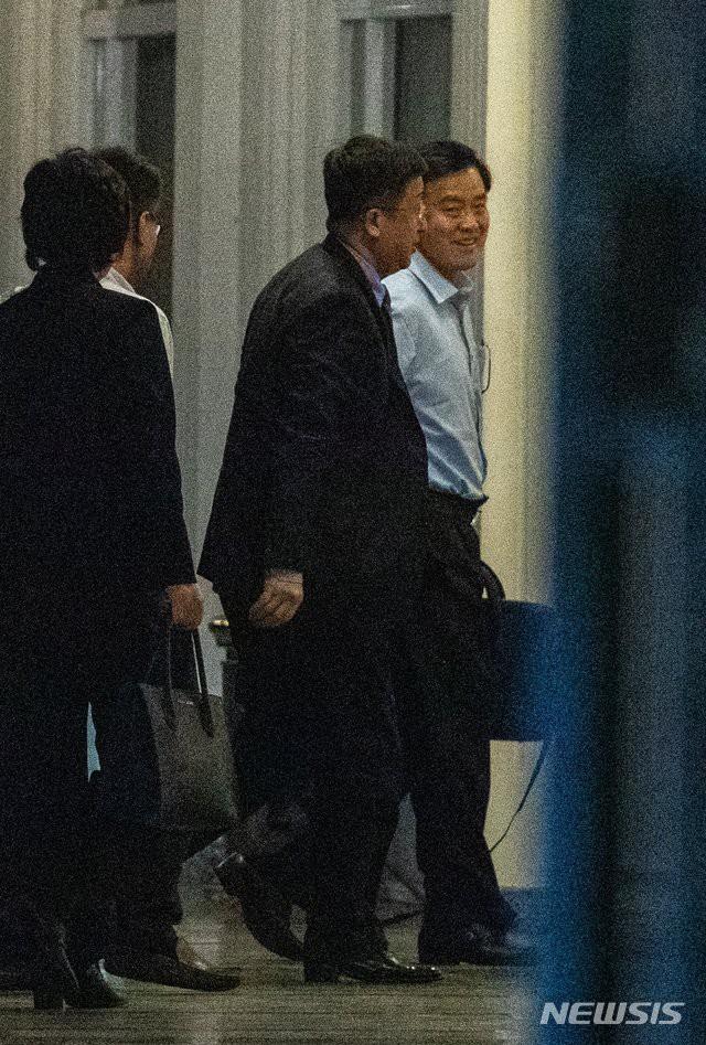 Những hình ảnh đầu tiên của Trưởng đoàn đàm phán Triều Tiên tại Hà Nội - Ảnh 5.