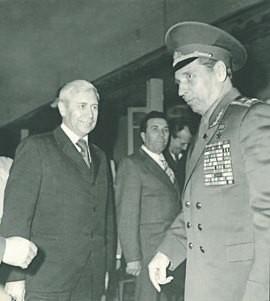 Gặp gỡ vị tướng già Xô-viết, nhân chứng cuộc chiến tranh biên giới Việt - Trung 1979 - Ảnh 1.