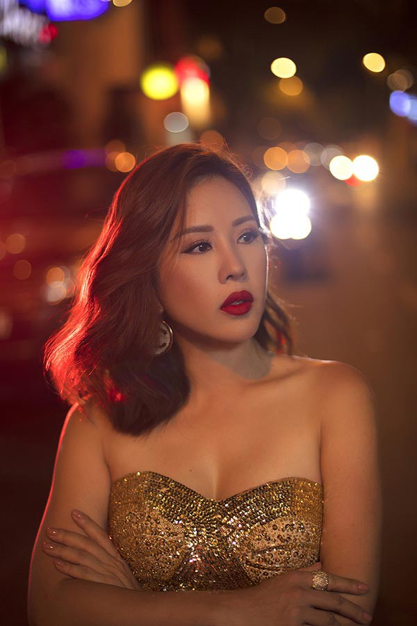 Hoa hậu Thu Hoài xúc động khi nhắc về kỷ niệm với chồng cũ - Ảnh 2.