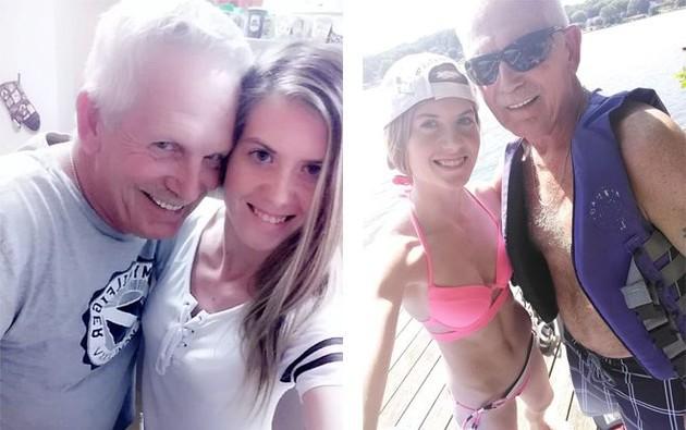 Cặp đôi 'ông cháu' chênh nhau 43 tuổi bất chấp mọi rào cản, sống hạnh phúc bên nhau - Ảnh 3.