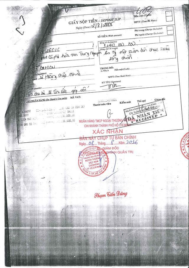 """Mẹ chồng khẳng định """"Cô góp sức nhưng tiền bạc thì không"""", bà Lê Hoàng Diệp Thảo tung chứng cứ còn giữ từ 2005 để phản bác - Ảnh 1."""