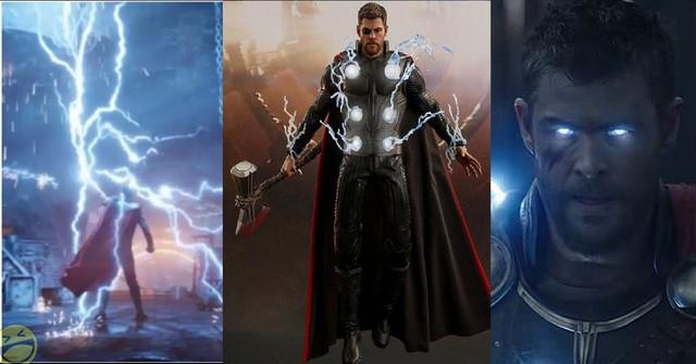 Siêu thần khí mới của Thor- rìu Stormbreaker chứa đựng sức mạnh phá hủy cả một hành tinh - Ảnh 2.