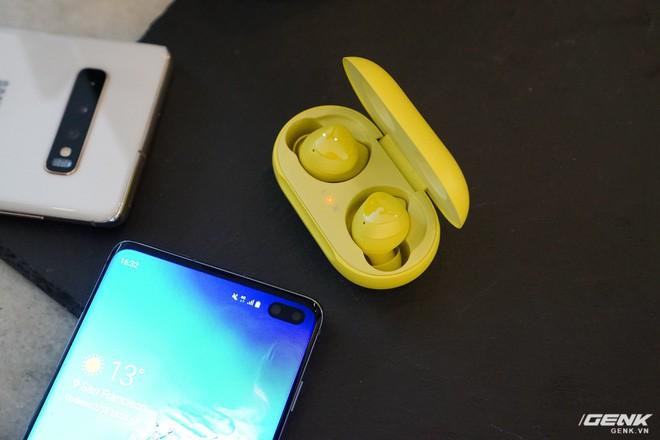 Trên tay Galaxy S10 và S10+: Bước ngoặt mới trong thiết kế smartphone - Ảnh 17.
