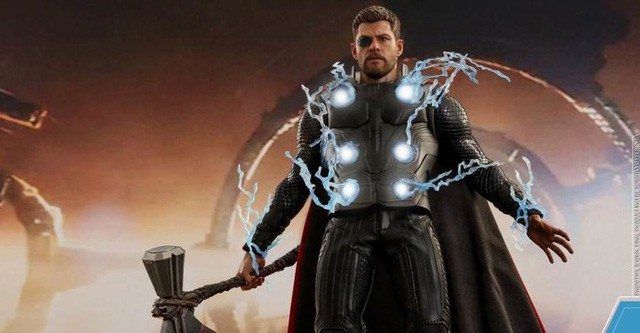 Siêu thần khí mới của Thor- rìu Stormbreaker chứa đựng sức mạnh phá hủy cả một hành tinh - Ảnh 5.