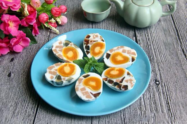 Món trứng hấp đẳng cấp nhà hàng này tưởng làm không dễ mà lại dễ không tưởng - Ảnh 5.