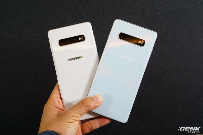 Trên tay Galaxy S10 và S10+: Bước ngoặt mới trong thiết kế smartphone - Ảnh 8.