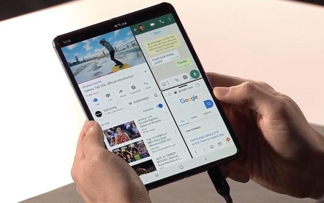 Tại sao smartphone màn hình gập Galaxy Fold có giá 1980 USD chứ không phải là một con số nào khác? - Ảnh 1.