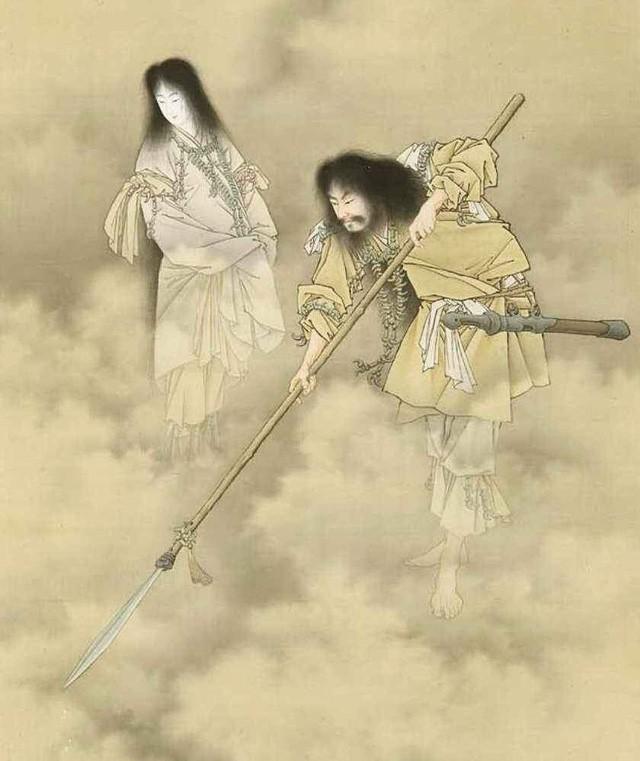 10 nhẫn thuật siêu mạnh trong Naruto được lấy cảm hứng từ thần thoại Nhật Bản (Phần 1) - Ảnh 2.