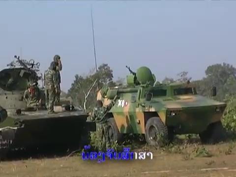 Vũ khí Trung Quốc trong Quân đội Lào: Nhiều nhưng chưa chất! - Ảnh 3.