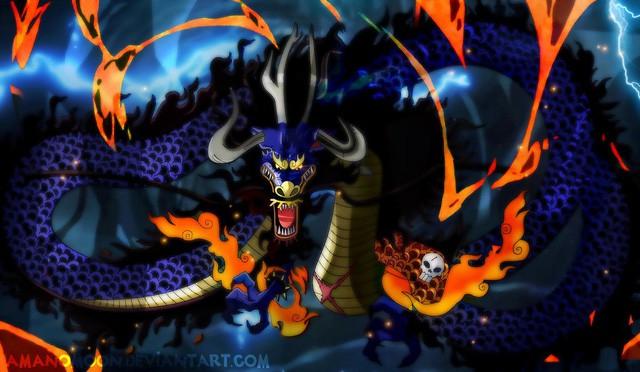 One Piece: Cuộc đời đầy bi kịch của Kaido và nguyên nhân khiến hắn giúp Orochi giết chết Oden, thâu tóm vương quốc Wano? - Ảnh 3.