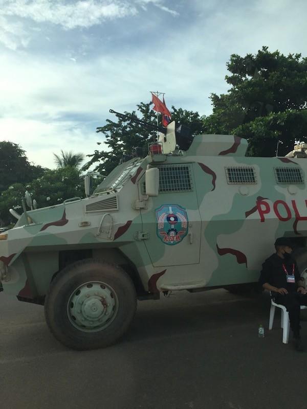 Vũ khí Trung Quốc trong Quân đội Lào: Nhiều nhưng chưa chất! - Ảnh 7.