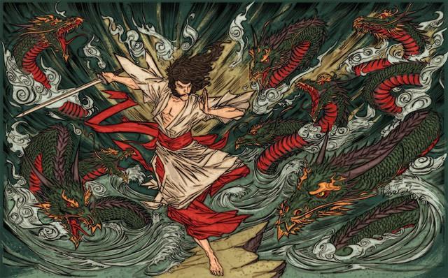 10 nhẫn thuật siêu mạnh trong Naruto được lấy cảm hứng từ thần thoại Nhật Bản (Phần 1) - Ảnh 10.