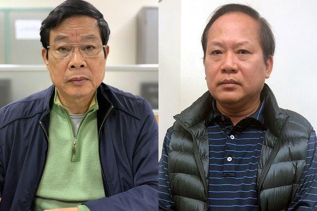 Ngoài ông Son, ông Tuấn, những ai đã bị khởi tố, bắt giam trong vụ MobiFone mua AVG? - Ảnh 1.