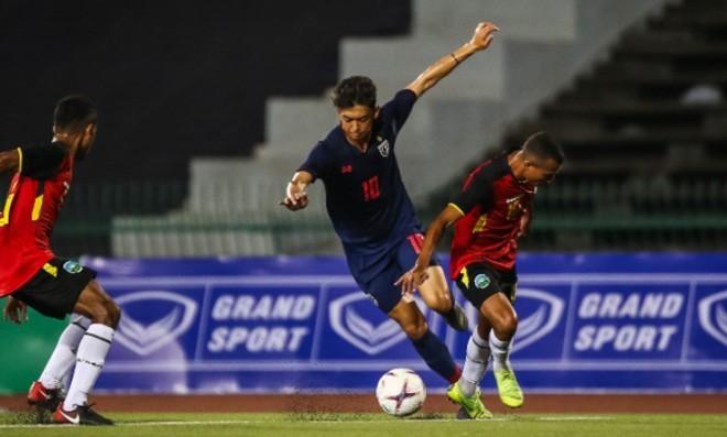 Campuchia gặp Việt Nam sau khi rửa mắt cả ĐNÁ bằng trận cầu tuyệt hay trước Thái Lan - Ảnh 3.