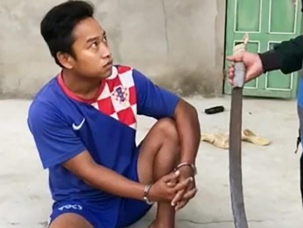 Vụ bác sĩ Chiêm Quốc Thái bị truy sát giữa phố: Nghi can vừa bị bắt thêm khai gì? - Ảnh 2.