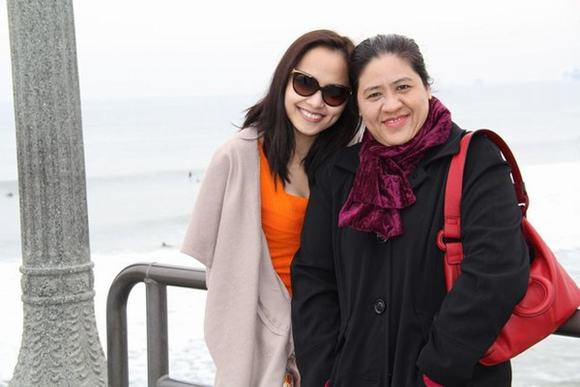 Vì sao Hoa hậu Diễm Hương, Tóc Tiên bị mẹ ruột từ mặt nhiều năm? - Ảnh 1.