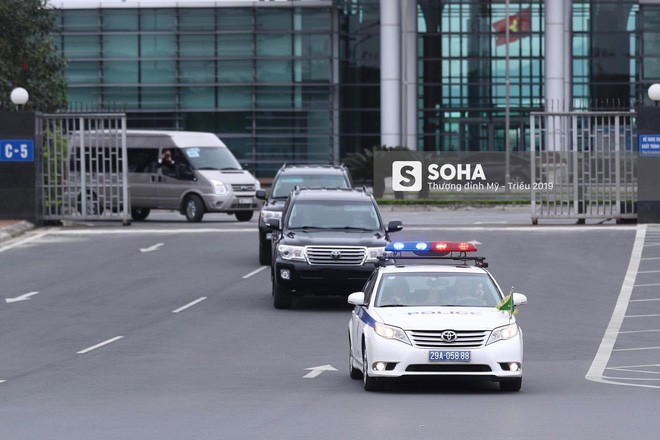 Hai chiếc xe đặc chủng bí ẩn của Triều Tiên xuất hiện tại Hà Nội: Siêu đặc biệt? - Ảnh 2.
