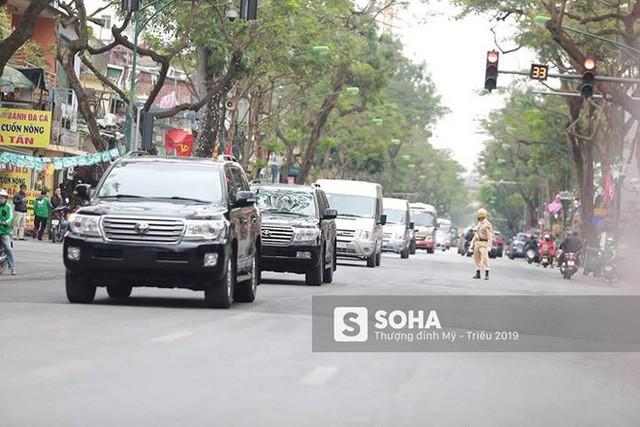 Hai chiếc xe đặc chủng bí ẩn của Triều Tiên xuất hiện tại Hà Nội: Siêu đặc biệt? - Ảnh 3.