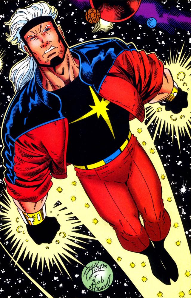 Genis-Vell, Captain Marvel quyền năng nhất thế giới siêu anh hùng sở hữu sức mạnh kinh khủng như thế nào? - Ảnh 1.