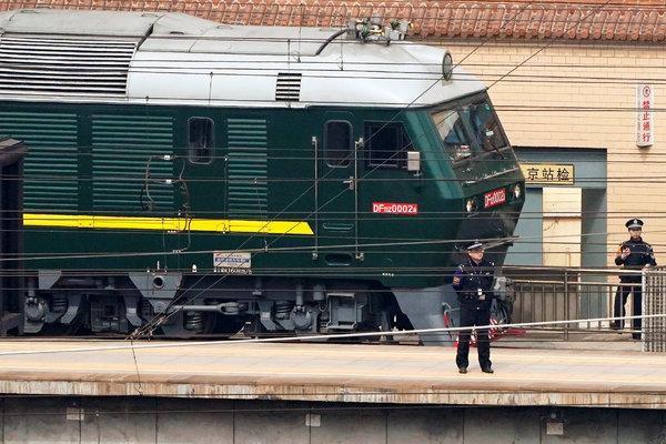 Chủ tịch Triều Tiên Kim Jong-un chọn đi tàu hỏa đến Việt Nam để thể hiện lòng tự hào dân tộc - Ảnh 1.