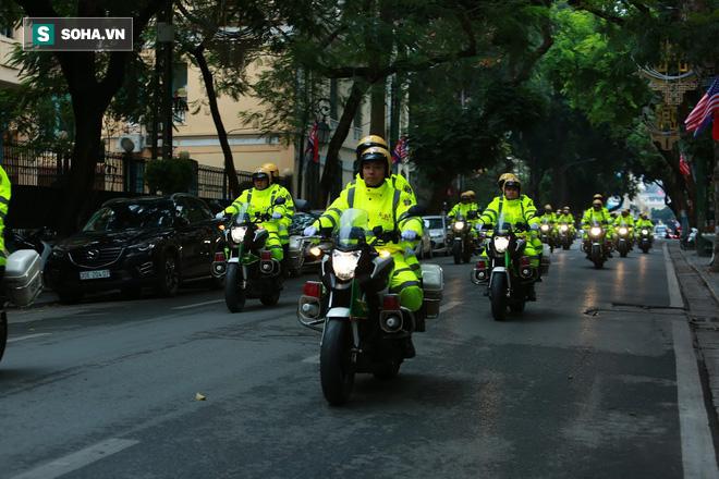 Lịch phân luồng, cấm đường ở Hà Nội phục vụ Hội nghị thượng đỉnh Mỹ - Triều - Ảnh 1.
