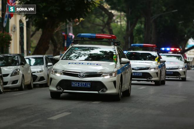 Lịch phân luồng, cấm đường ở Hà Nội phục vụ Hội nghị thượng đỉnh Mỹ - Triều - Ảnh 3.