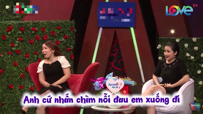 Lần đầu tiên tại Bạn muốn hẹn hò: Quyền Linh - Cát Tường chào thua cả 2 cặp khách mời vì không thể ghép đôi - Ảnh 10.