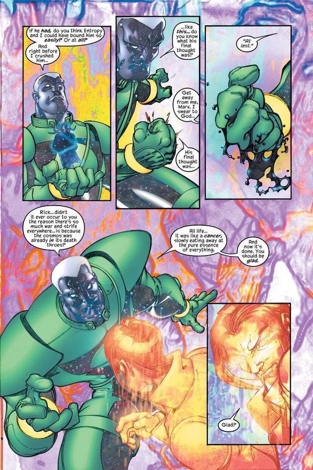 Genis-Vell, Captain Marvel quyền năng nhất thế giới siêu anh hùng sở hữu sức mạnh kinh khủng như thế nào? - Ảnh 13.