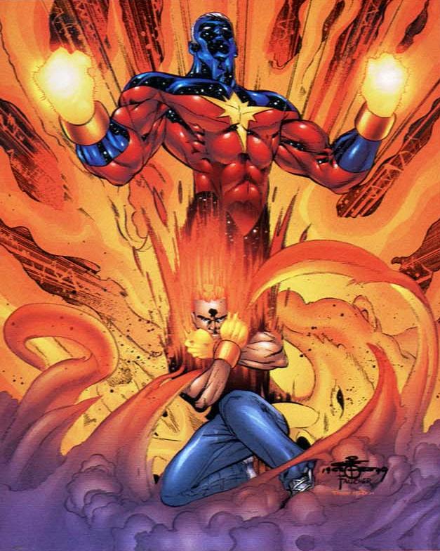 Genis-Vell, Captain Marvel quyền năng nhất thế giới siêu anh hùng sở hữu sức mạnh kinh khủng như thế nào? - Ảnh 3.