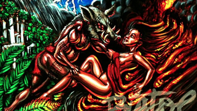 Trư Bát Giới đã là gì, đây mới là 5 Thần Trư hùng dũng trong thế giới thần thoại - Ảnh 3.