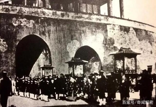 Ảnh hiếm chưa từng được hé lộ trong hôn lễ Hoàng đế Phổ Nghi - vị vua cuối cùng của nhà Thanh - Ảnh 5.