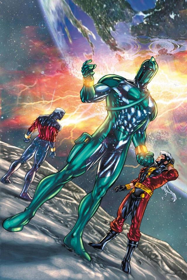 Genis-Vell, Captain Marvel quyền năng nhất thế giới siêu anh hùng sở hữu sức mạnh kinh khủng như thế nào? - Ảnh 5.
