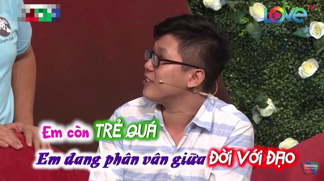 Lần đầu tiên tại Bạn muốn hẹn hò: Quyền Linh - Cát Tường chào thua cả 2 cặp khách mời vì không thể ghép đôi - Ảnh 4.