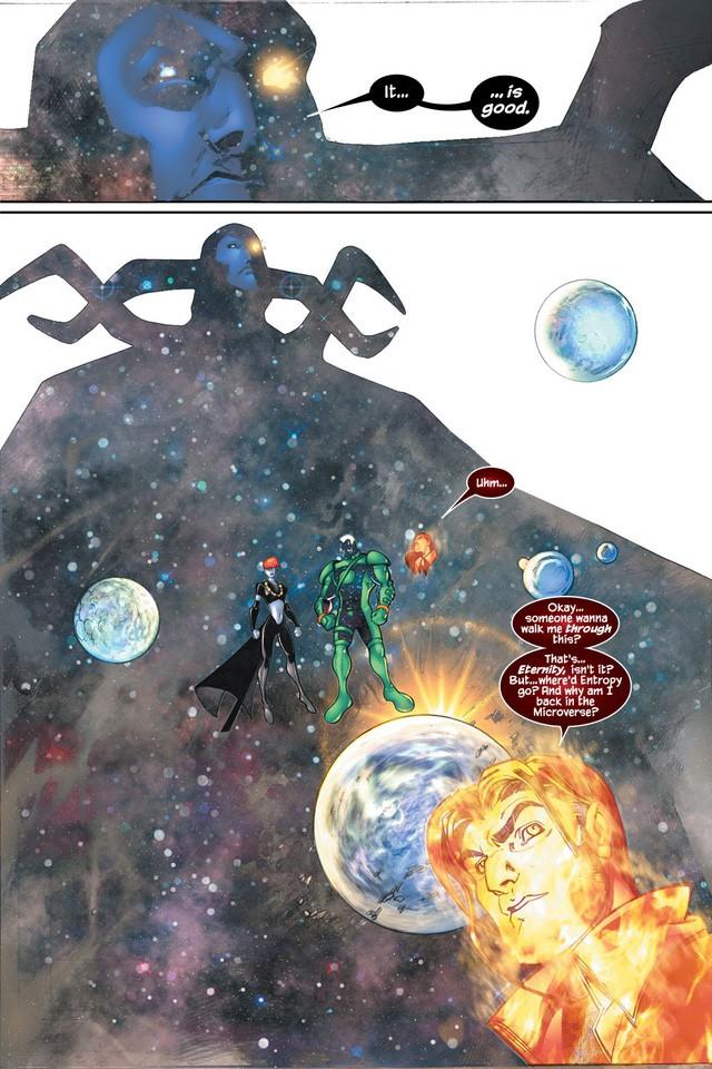 Genis-Vell, Captain Marvel quyền năng nhất thế giới siêu anh hùng sở hữu sức mạnh kinh khủng như thế nào? - Ảnh 6.