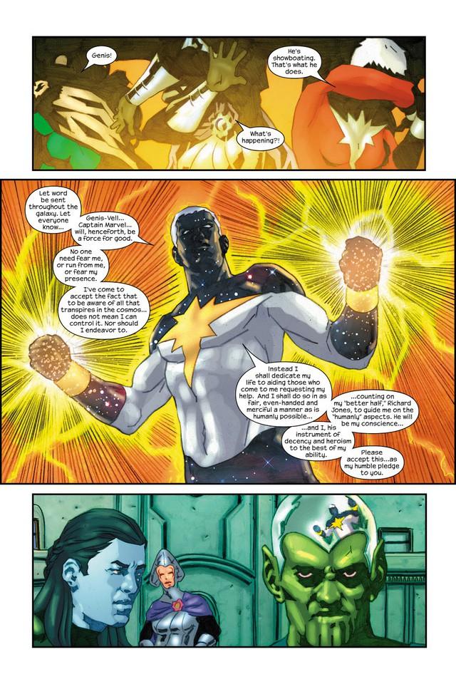 Genis-Vell, Captain Marvel quyền năng nhất thế giới siêu anh hùng sở hữu sức mạnh kinh khủng như thế nào? - Ảnh 7.