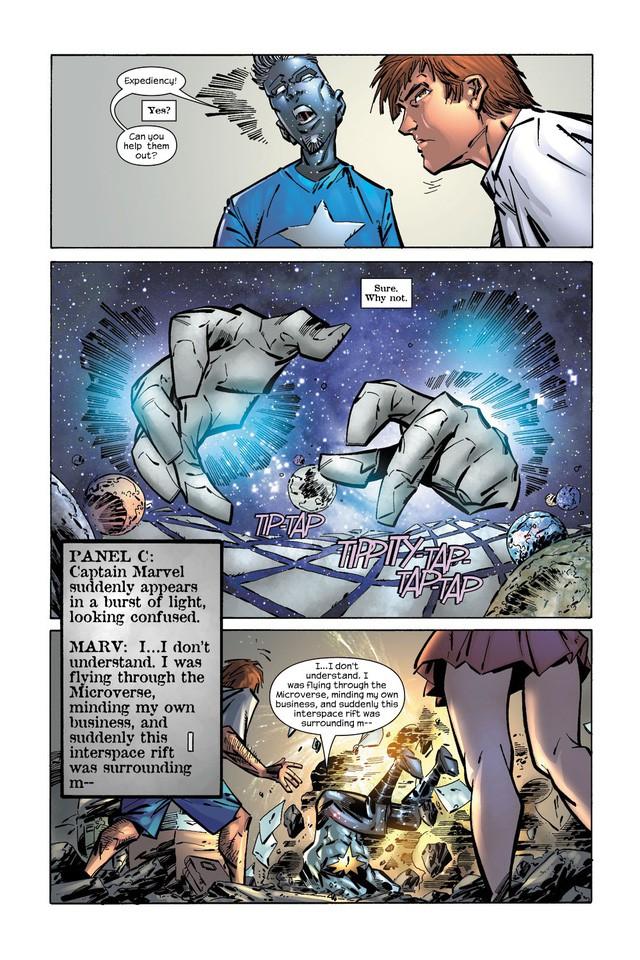 Genis-Vell, Captain Marvel quyền năng nhất thế giới siêu anh hùng sở hữu sức mạnh kinh khủng như thế nào? - Ảnh 8.