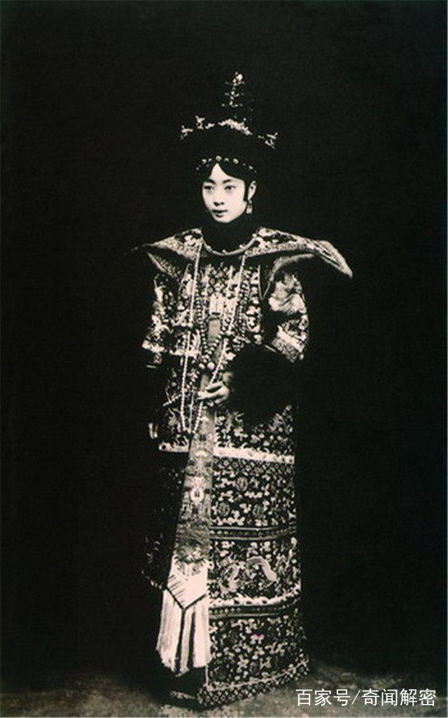 Ảnh hiếm chưa từng được hé lộ trong hôn lễ Hoàng đế Phổ Nghi - vị vua cuối cùng của nhà Thanh - Ảnh 9.