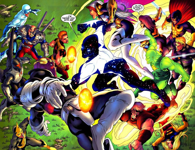 Genis-Vell, Captain Marvel quyền năng nhất thế giới siêu anh hùng sở hữu sức mạnh kinh khủng như thế nào? - Ảnh 9.