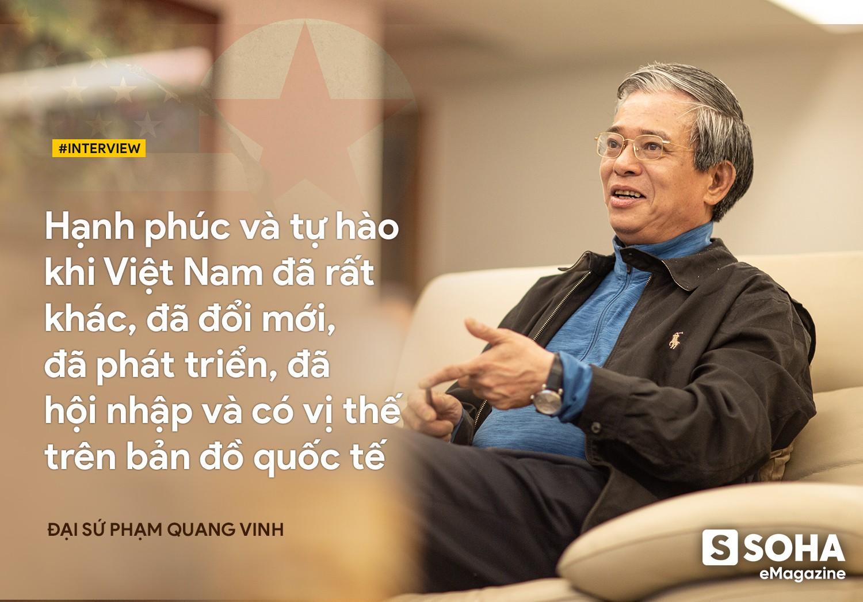 Đại sứ Phạm Quang Vinh: Khả năng có một tuyên bố lớn được đưa ra trong Thượng đỉnh Mỹ-Triều lần này là rất cao - Ảnh 12.