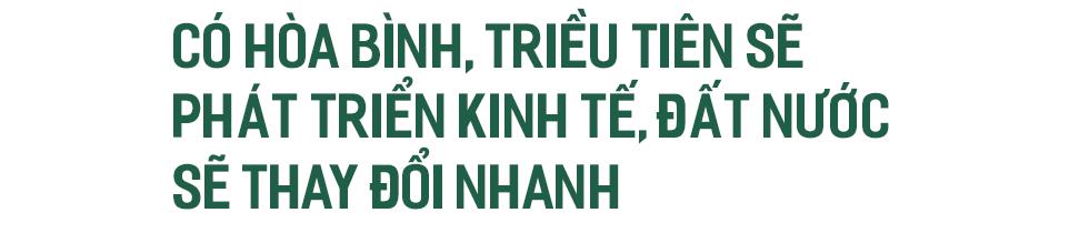 Người phụ nữ Việt Nam 40 năm gắn bó với Triều Tiên: Tôi hy vọng Hiệp định hòa bình sẽ được ký ở Hà Nội - Ảnh 4.