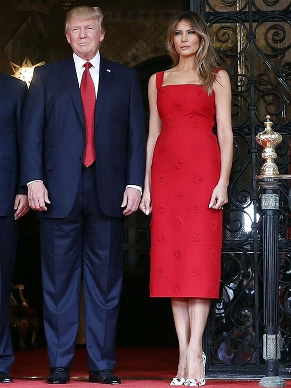 Vẻ đẹp nóng bỏng của vợ Tổng thống Donald Trump, đệ nhất phu nhân thời thượng bậc nhất nước Mỹ - Ảnh 19.