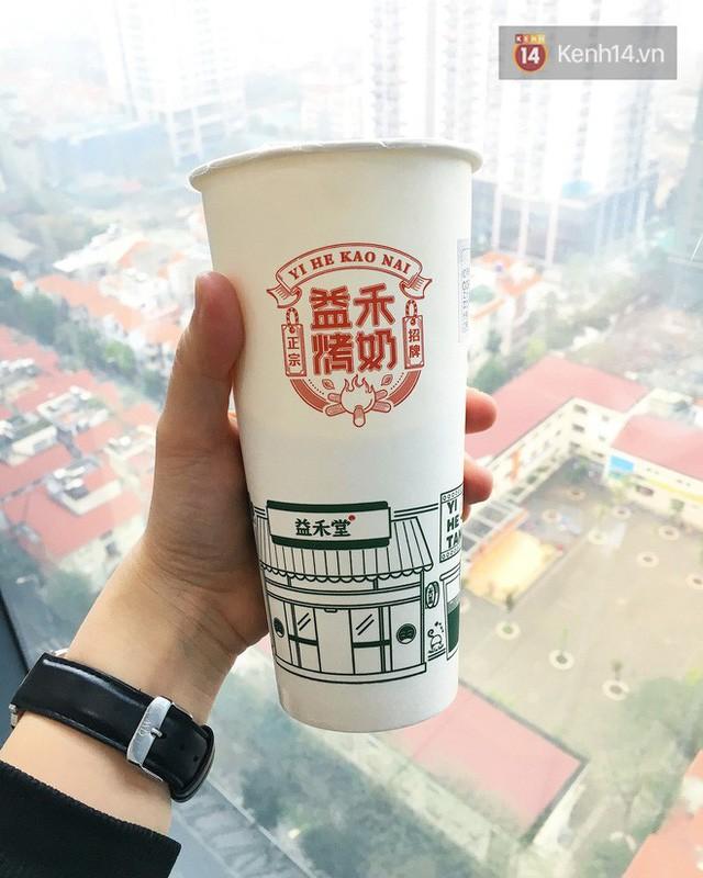 Sự thật về cốc trà sữa nướng đang chiếm spotlight trên mạng xã hội mấy ngày nay - Ảnh 2.