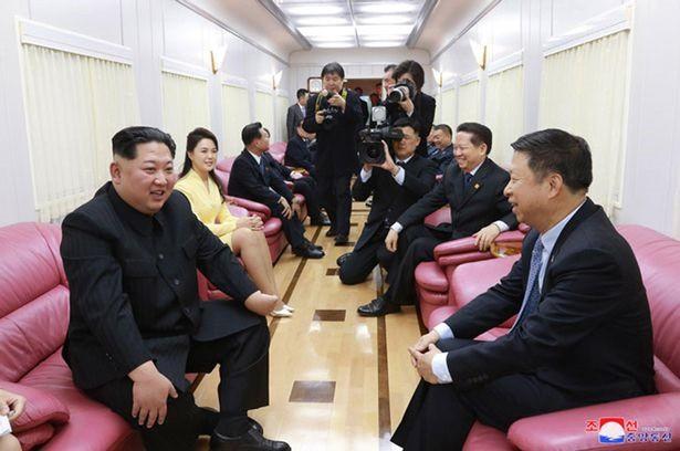 Vì sao Chủ tịch Kim Jong-un chọn đi tàu hoả mất 3 ngày mới tới Hà Nội? - Ảnh 3.