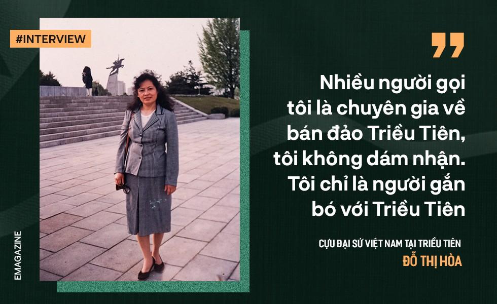 Người phụ nữ Việt Nam 40 năm gắn bó với Triều Tiên: Tôi hy vọng Hiệp định hòa bình sẽ được ký ở Hà Nội - Ảnh 2.