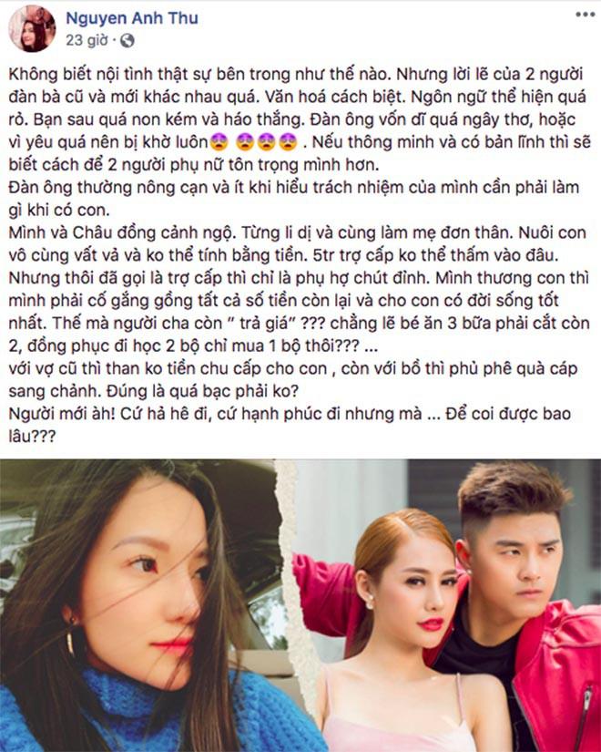 Siêu mẫu Anh Thư chê Lâm Vinh Hải nông cạn, Linh Chi non kém, háo thắng - Ảnh 3.
