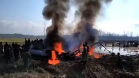 Pakistan vừa bắn rơi 2 chiến đấu cơ KQ Ấn Độ - Su-30MKI tham chiến, căng thẳng tột độ - Ảnh 5.
