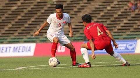 U23 Indonesia gọi dàn sao ngoại đấu U23 Việt Nam ở vòng loại Châu Á - Ảnh 1.