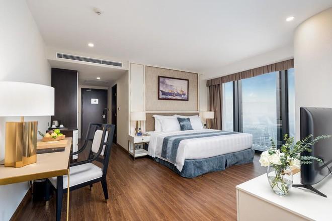 Vinpearl Hotel Imperia Hải Phòng: Nơi phái đoàn Triều Tiên được tiếp đón có gì đặc biệt? - Ảnh 10.